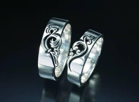 がんばれ結婚指輪。
